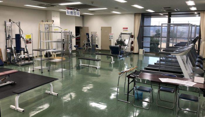 トレーニング室①
