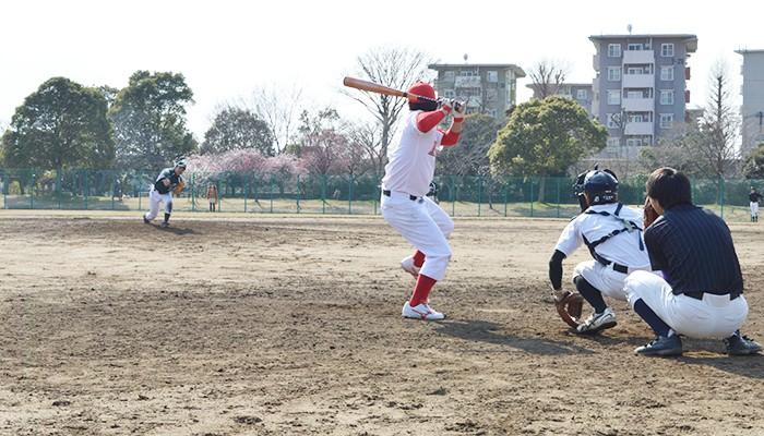湖北台中央公園 野球場