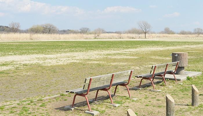 利根川ゆうゆう公園 サッカー場